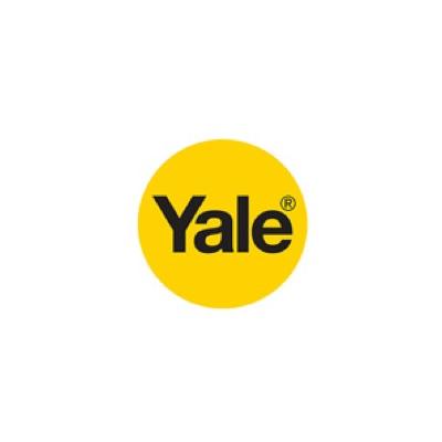 mirilla digital Yale logotipo