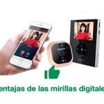 ventajas de las mirillas digitales
