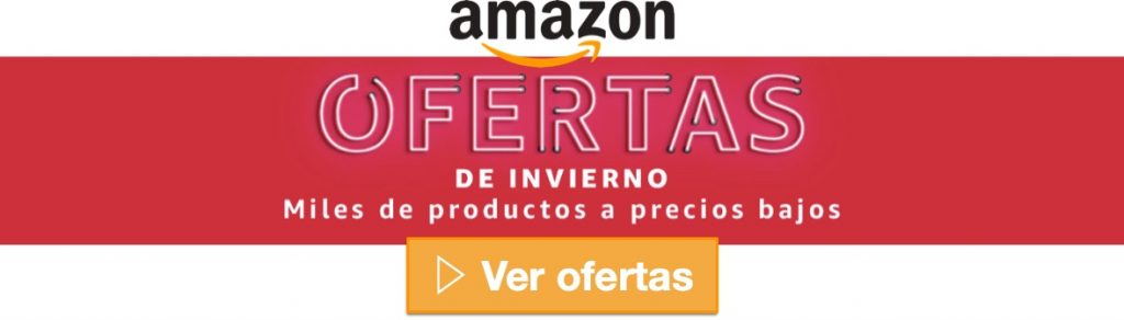 amazon banner ofertas invierno 2020