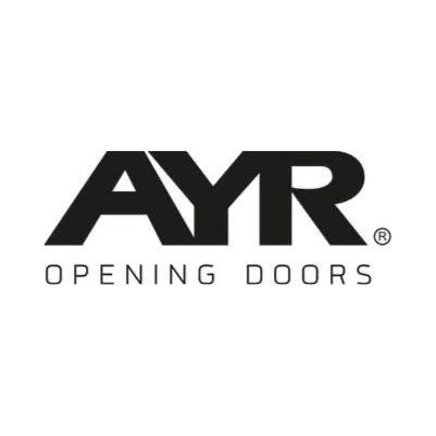 logo mirilla ayr opening doors