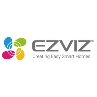 EZVIZ logo mirilla digital